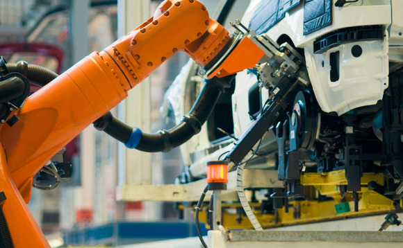 Rising industry adoption is lowering prices in the robotics market