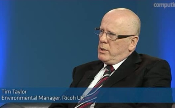 Ricoh: How to save the environment whilst saving cost