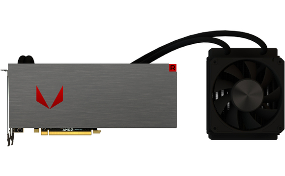 AMD launches Vega-based graphics cards with performance only on a par with Nvidia 10-series