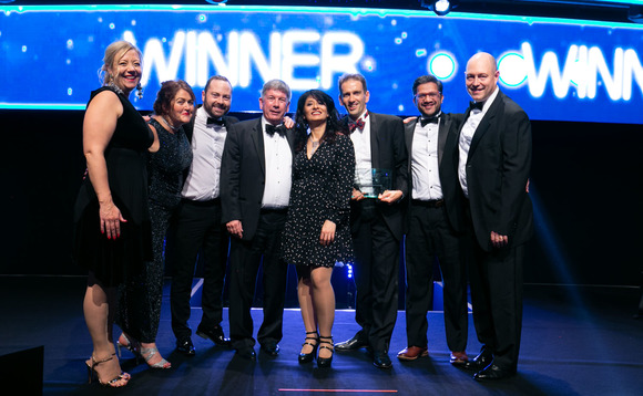 Travelport, winner of Infrastructure Innovation of the Year