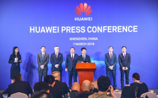 Huawei sues US government claiming hardware ban is unconstitutional