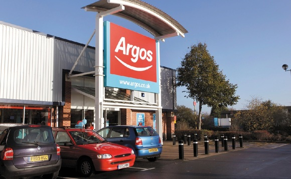 Argos apologises after IT glitch takes website offline