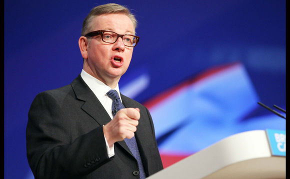"Gove promises ""more rigorous and interesting"" ICT curriculum that ""captures the imagination of girls"""