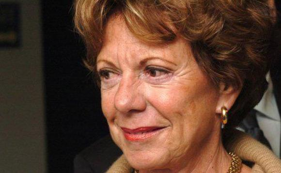 EU commissioner Neelie Kroes tells CIOs to recruit more women