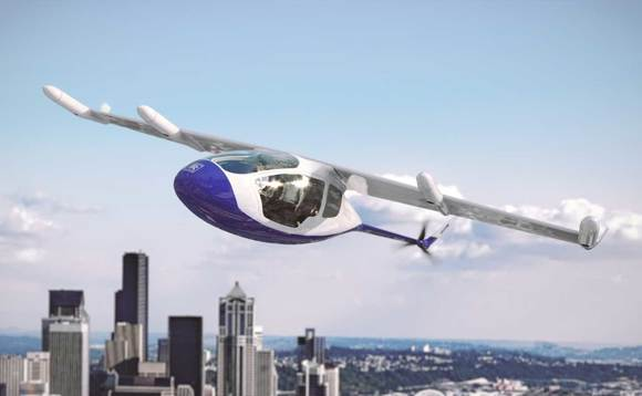 Rolls-Royce joins the race to create a viable flying taxi