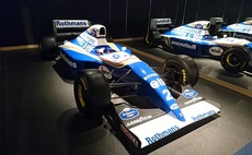 Acronis hits the grid with Williams partnership