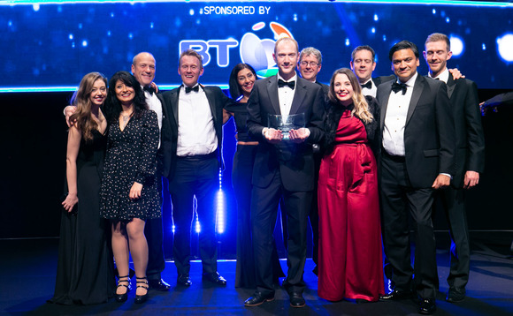 Computing speaks to Tony Pepper, CEO of Egress Software, winner of the Security Innovation of the Year award at the UK IT Industry Awards 2018