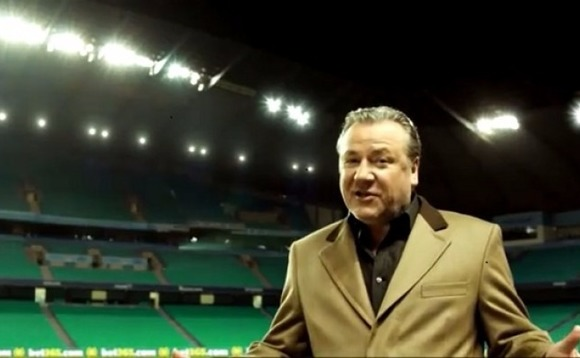 Ray Winstone advertising bet365