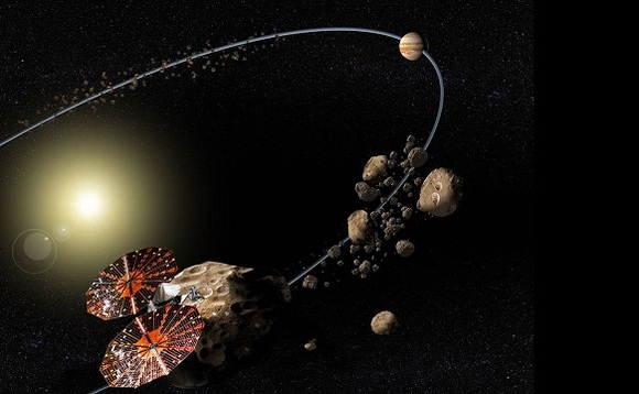 NASA's Lucy mission to visit Jupiter's Trojan asteroids in 2021