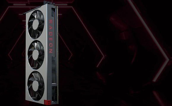 First reveal of AMD's 7nm Radeon VII graphics card
