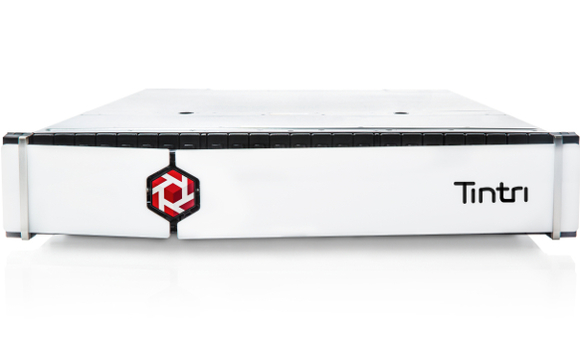 Soon to be consigned to the scrapyard? A Tintri flash storage box