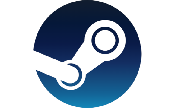 Valve Software's distinctive Steam logo