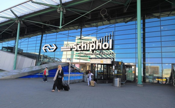 All change at Schiphol