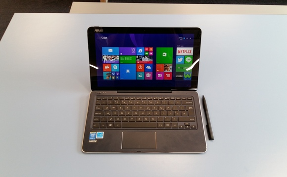 Asus Transformer Book Chi T300 review