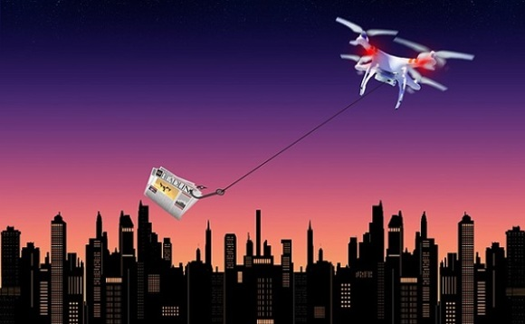 CAA authorises first beyond visual line of sight test flights for drones in UK