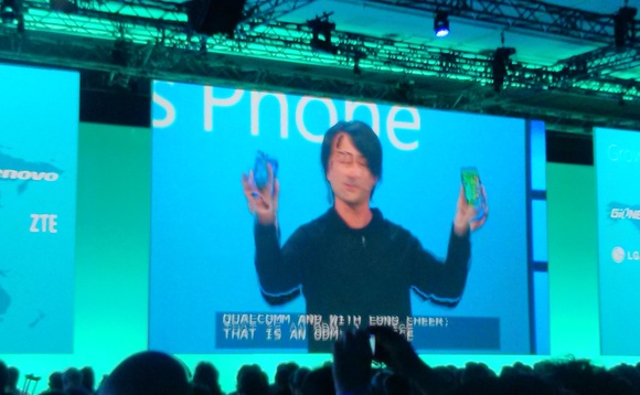 Microsoft Build 2014: Microsoft announces MDM-friendly Windows Phone 8.1, and new devices from Qualcomm and Prestigio