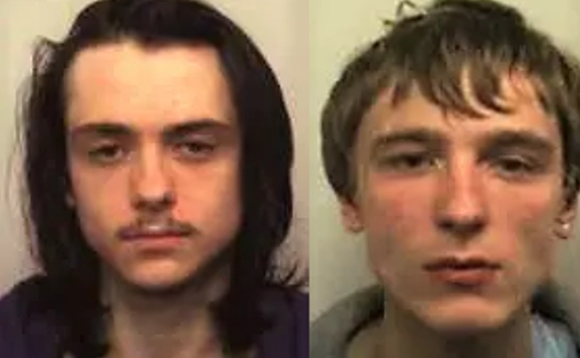 Matthew Hanley (right) and Connor Allsopp (left) jailed for offences committed under the Computer Misuse Act 1990