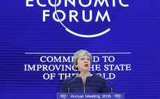 Government follows May's Davos commitments with millions of pounds in tech funding