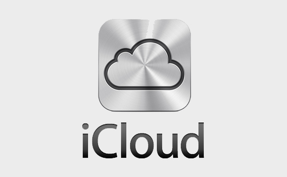 The original Apple iCloud logo from 2011