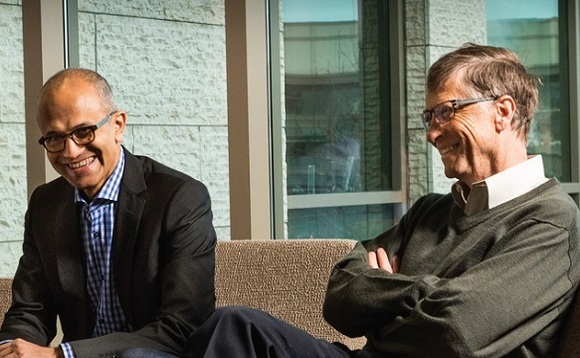 Bill Gates has stepped down from Microsoft's board of directors
