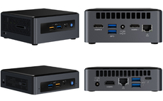 Intel NUC latest news: Intel releases two new NUCs and five NUC kits