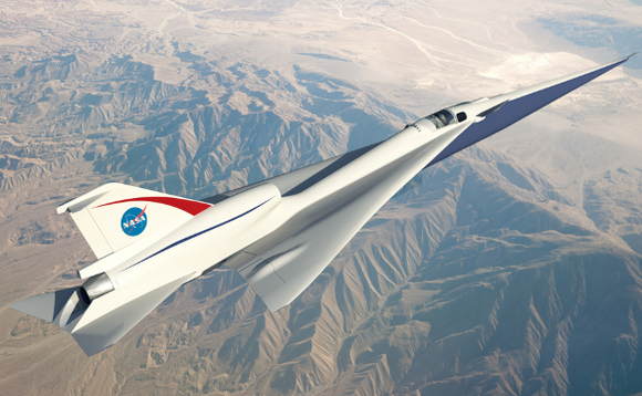 NASA to develop new supersonic plane that's a lot quieter than Concorde