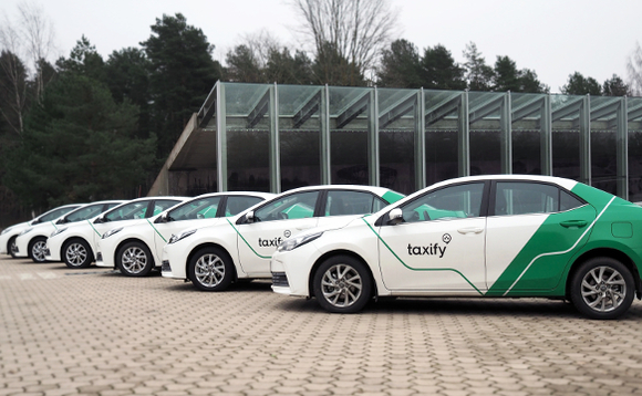 Not going anywhere: Taxify's cab service suspended in London after three days