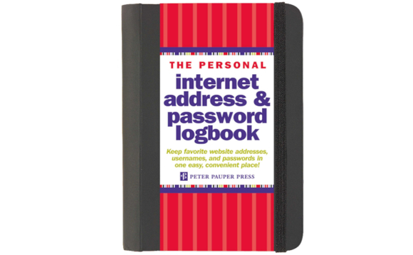 The answer to all your internet password problems?