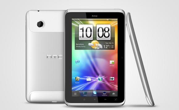 Apple files infringement action against HTC Flyer tablet and Desire smartphone