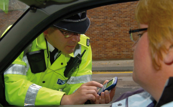 The Met is still evaluating which mobile hardware front-line officers should use