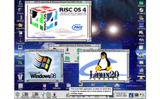 Acorn Computer's RISC OS operating system finally goes fully open source