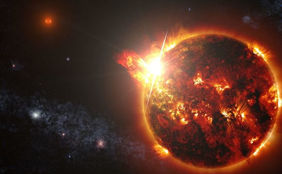 Theorists claims new planet Nibiru will collide with Earth on 23 April sparking Biblical Rapture