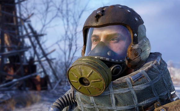 Metro Exodus was one of the first games to take advantage of ray tracing - provided by Nvidia's rival RTX cards launched earlier this year