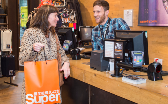 Superdry is using analytics to improve both the in-store and online customer experience