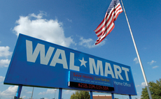 Walmart is a US giant but also owns retail chains around the world, including Asda in the UK