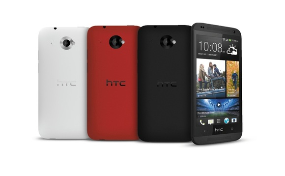 HTC LTE Desire 601 and Desire 300 Android smartphones take aim at SMEs