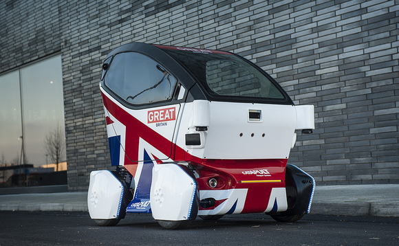 Government hands £12.8m in funding to StreetWise driverless car development consortium