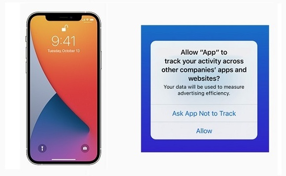 Apple rolls out iOS 14.5 with 'app tracking transparency' feature
