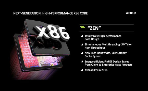 AMD to offer up to 32 cores on the desktop with forthcoming Zen releases