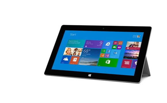 Delta Air Lines' 11,000 pilots to use Microsoft Surface 2 tablets