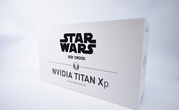 Review: Nvidia Titan Star Wars edition