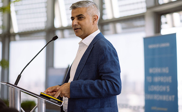 Chief digital officer hire one of Mayor of London Sadiq Kahn's election pledges