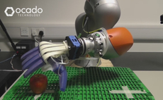 Ocado shows off robot hand for picking products in warehouse - without breaking eggs