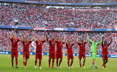 Bayern Munich partners with SAP to power analytics and enterprise software