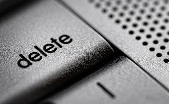 Should you delete all emails containing sensitive data?