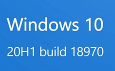 Windows 10 20H1 build 18990 rolled out for Insiders in the Fast ring