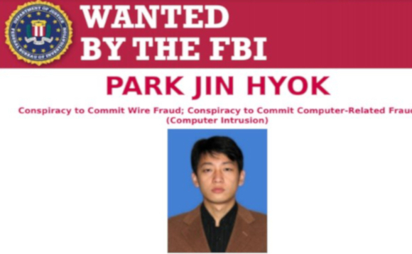 Wanted: Park Jin Hyok - the alleged North Korean agent involved in Sony Pictures and WannaCry cyber attacks