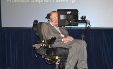 Intel announces new Stephen Hawking speech system will be open source