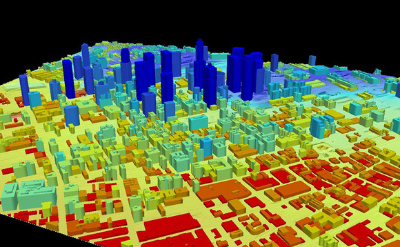 UK 3D mapping data to be made freely available to app developers by Environment Agency