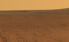 Mars' dust storm could be lifting enabling NASA's Opportunity rover to continue mission